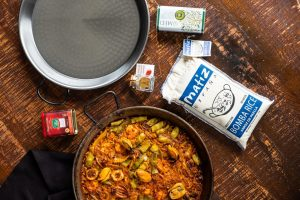 Paella Kit from Cafe Ba-Ba-Reeba