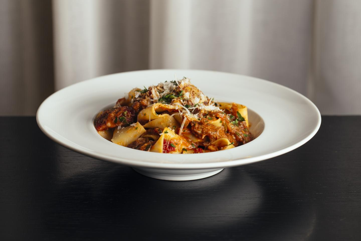 Pappardelle Bolognese from RPM Italian