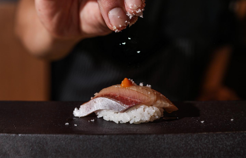Sushi-San Sushi 45 minute omakase