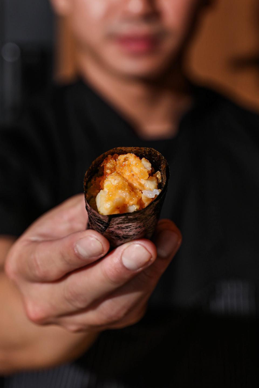 Sushi-San Omakase 45 minute