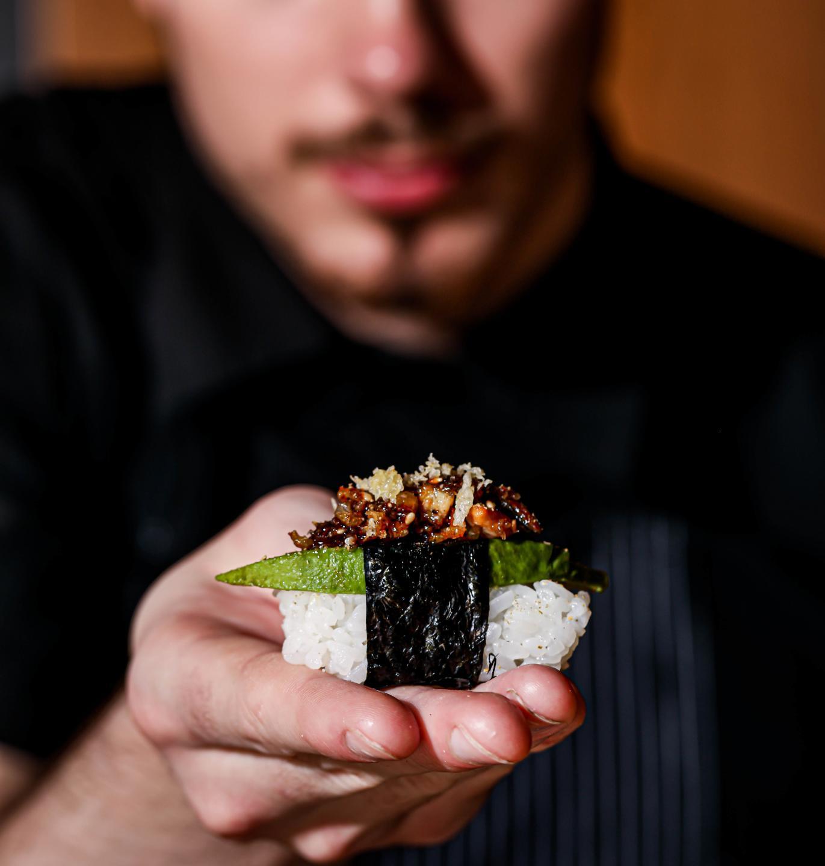 Sushi-San 45 minute omakase