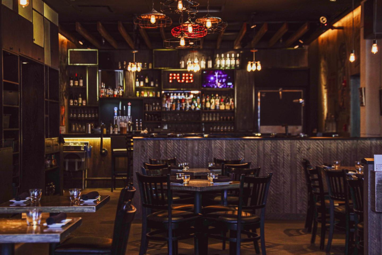 Tokio Pub Bar Interior