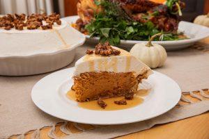 Joe's Thanksgiving Pie