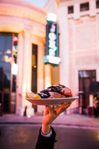 Enjoy stone crab from Joe's on your next Vegas Vacation