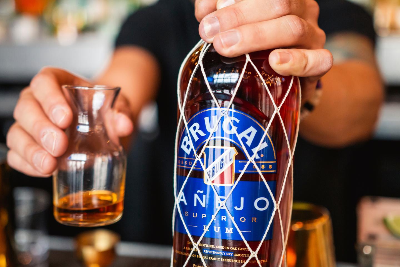 Nacional 27 Brugal Rum