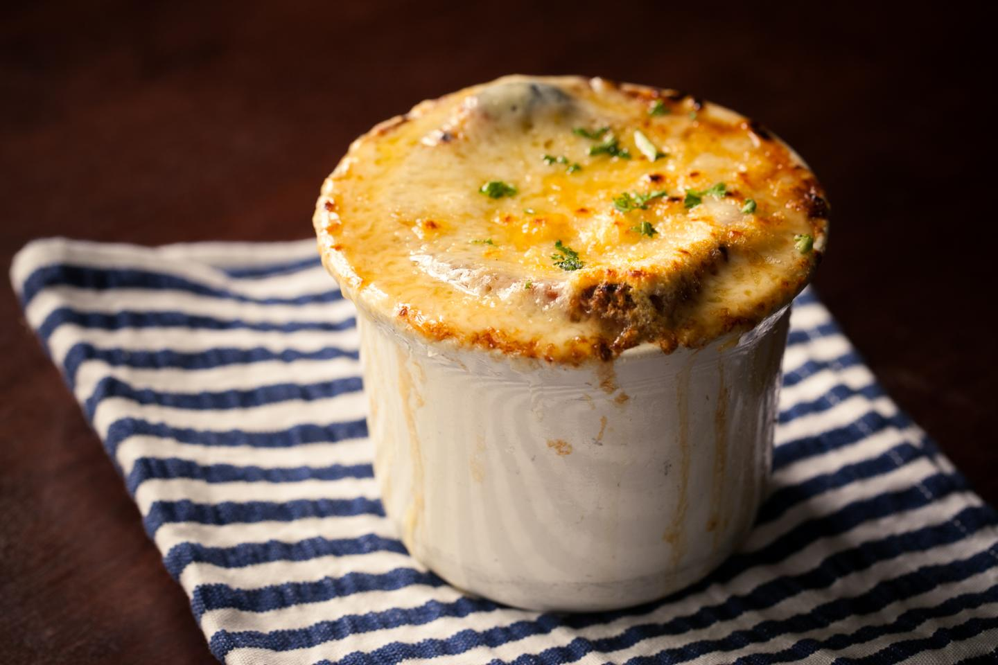 Wildfire Gluten-Free Baked French Onion Soup