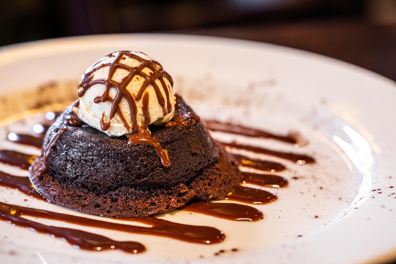 Wildfire Gluten Free Flourless Chocolate Cake