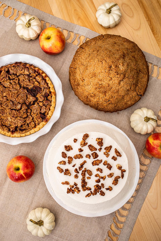 Joe's Thanksgiving Pies