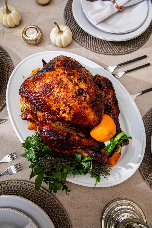 Joe's Thanksgiving Turkey