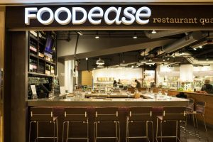 Foodease Wine Bar at Water Tower Place Mall Dining