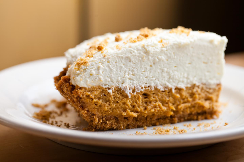 Mity Nice Bar & Grill Pumpkin Chiffon Pie
