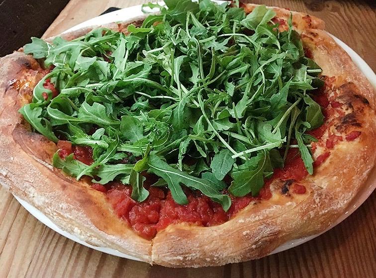 stella barra rossa pizza