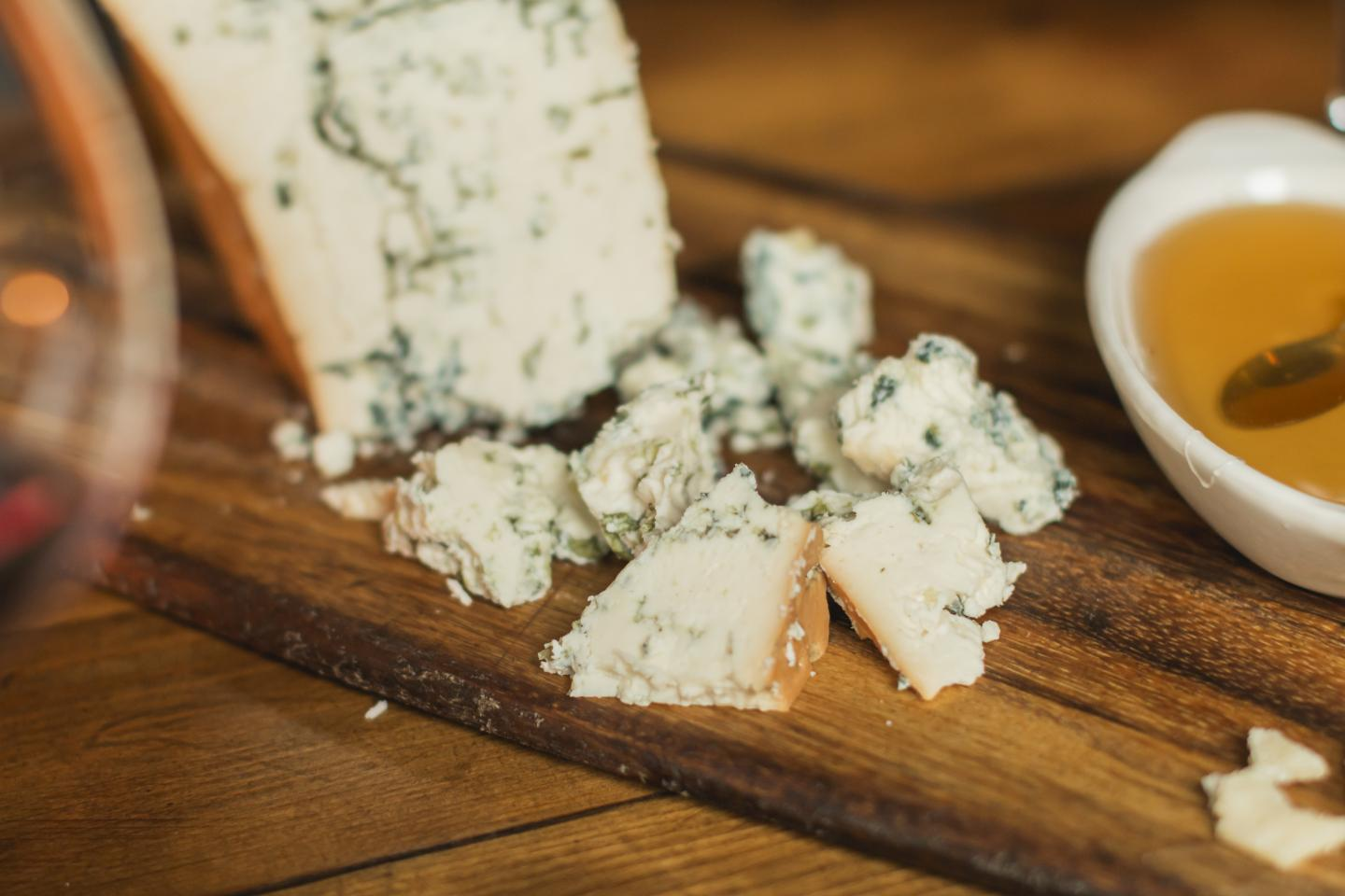 Osteria Via Stato_Moody Blue Smoked Blue Cheese