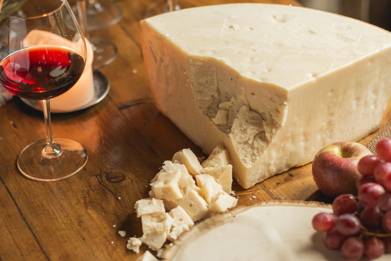 Osteria Via Stato_Parmigiano Reggiano