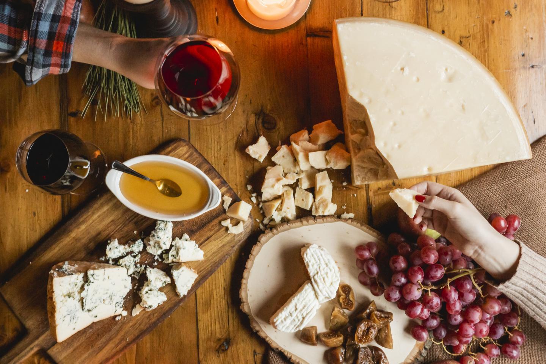 Osteria Via Stato_Wine & Cheese