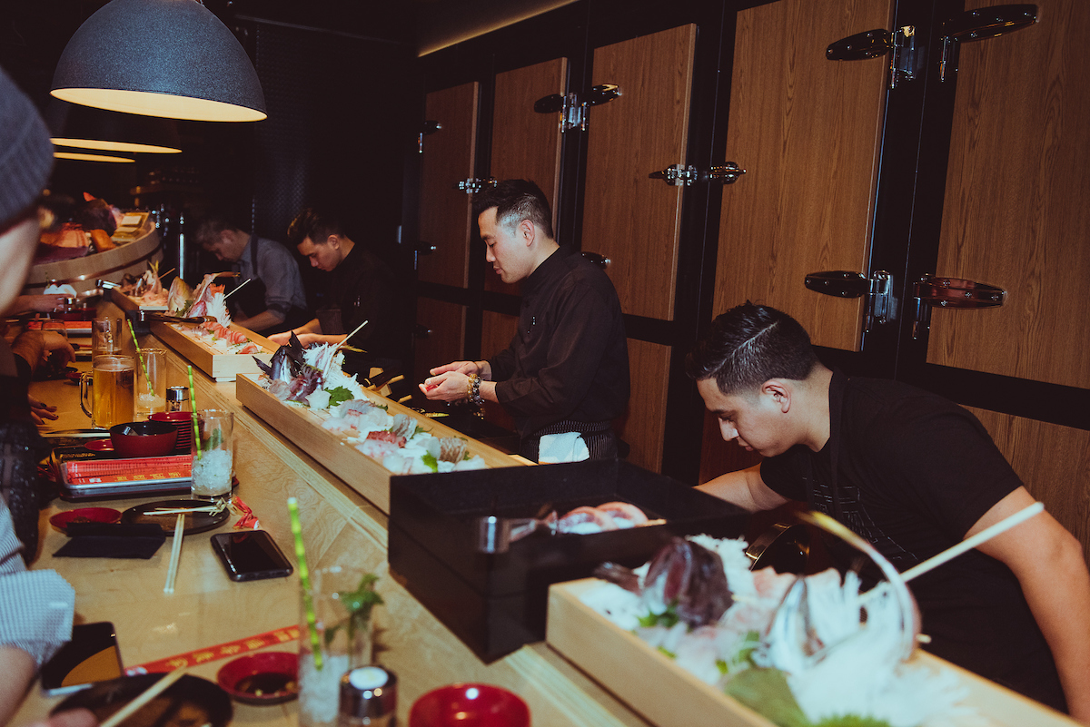 Hand Rolls and Hip Hop: A First Taste of Sushi-san | Lettuce