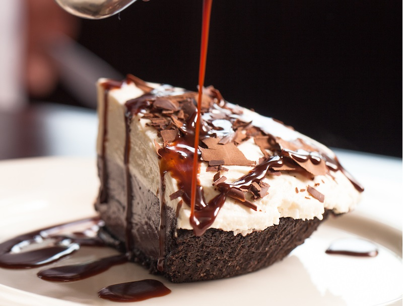 wildfire's chocolate cream pie