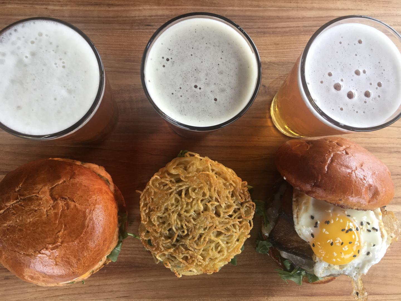 Tokio Pub Burgers and Brews Special