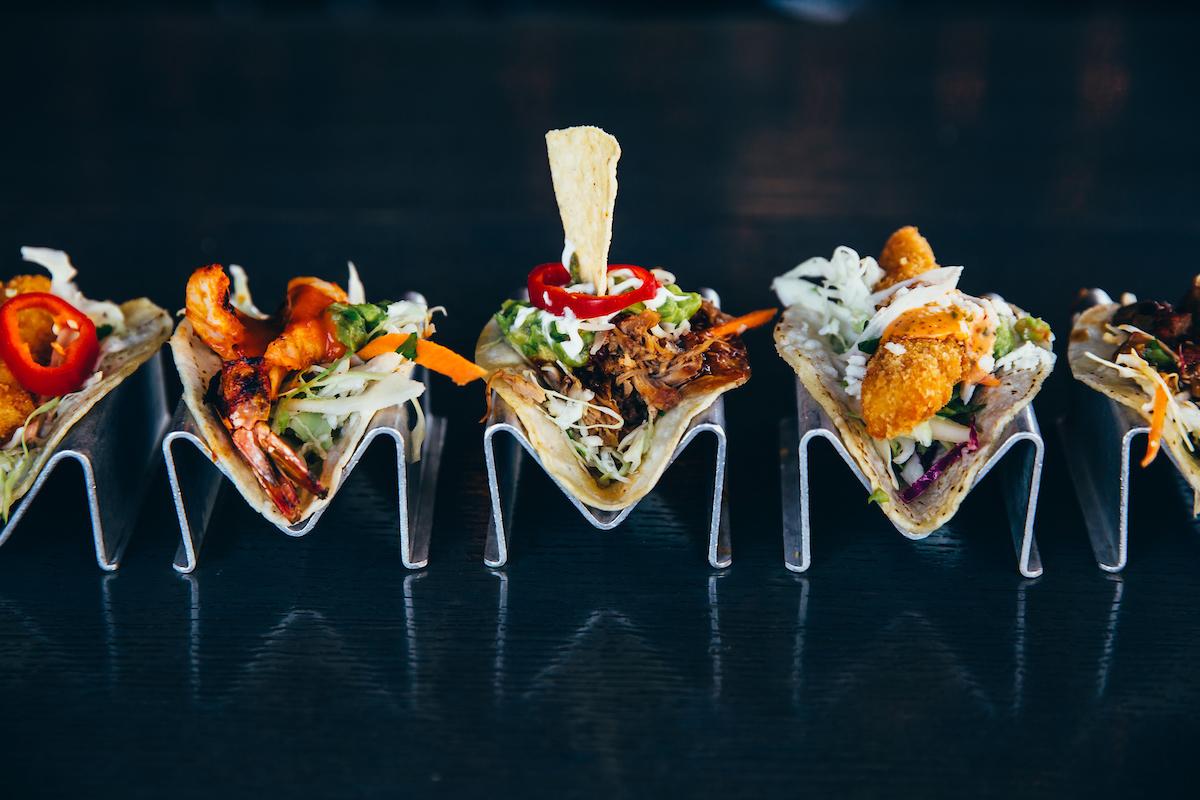 Tacos at Tokio Pub