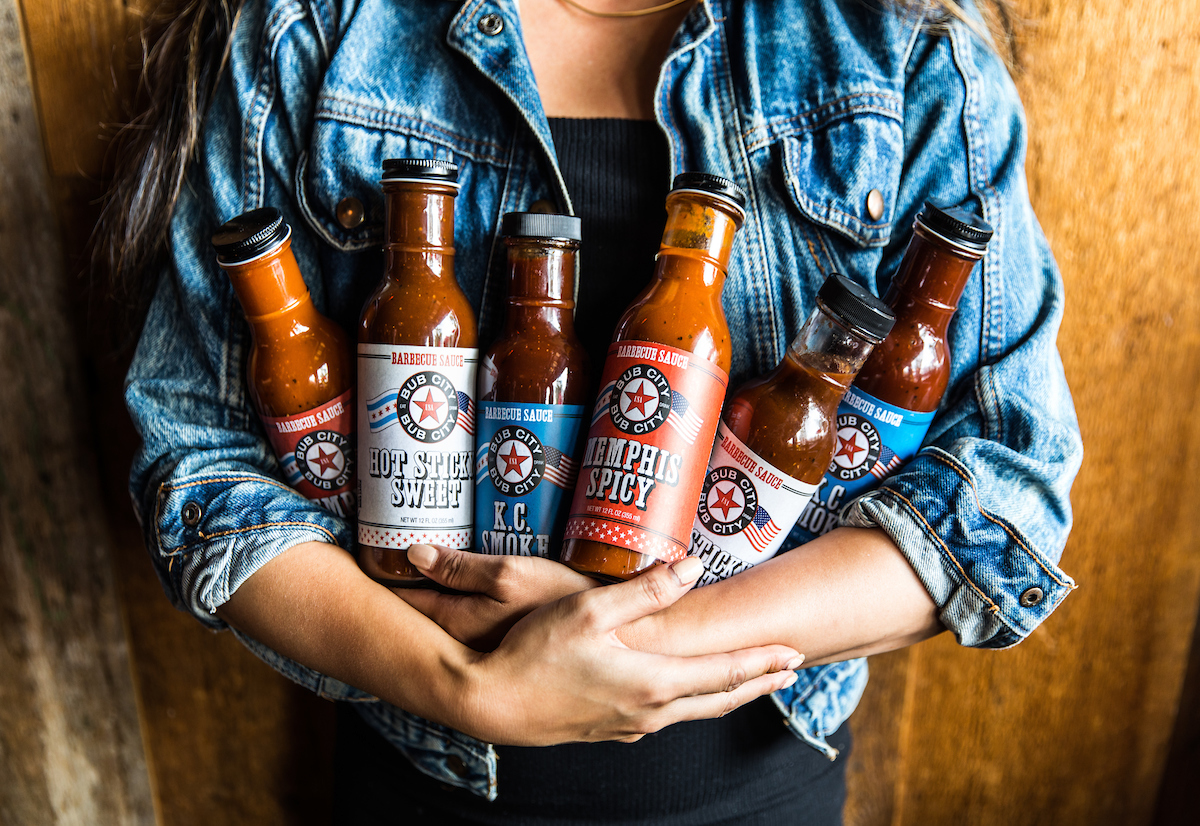 bub city sauces