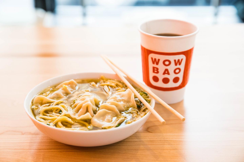 Wow Bao Dumpling Noodle Soup