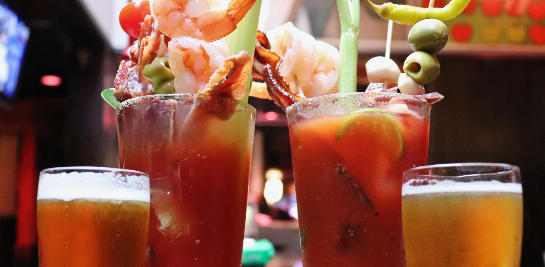 Cafe Ba-Ba-Reeba Bloody Mary Brunch
