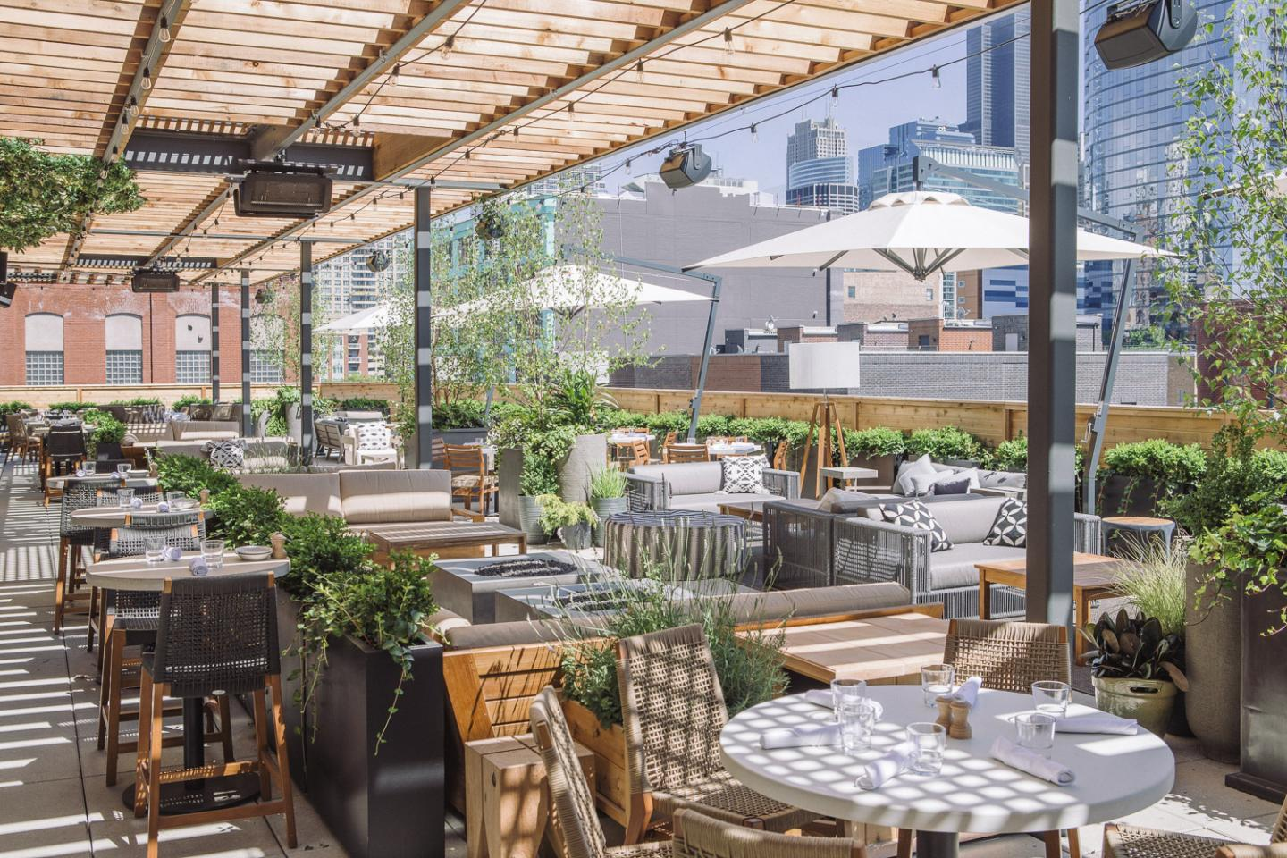 Ordinaire Now Open: Aba Brings Mediterranean Summer Vibes To Chicago