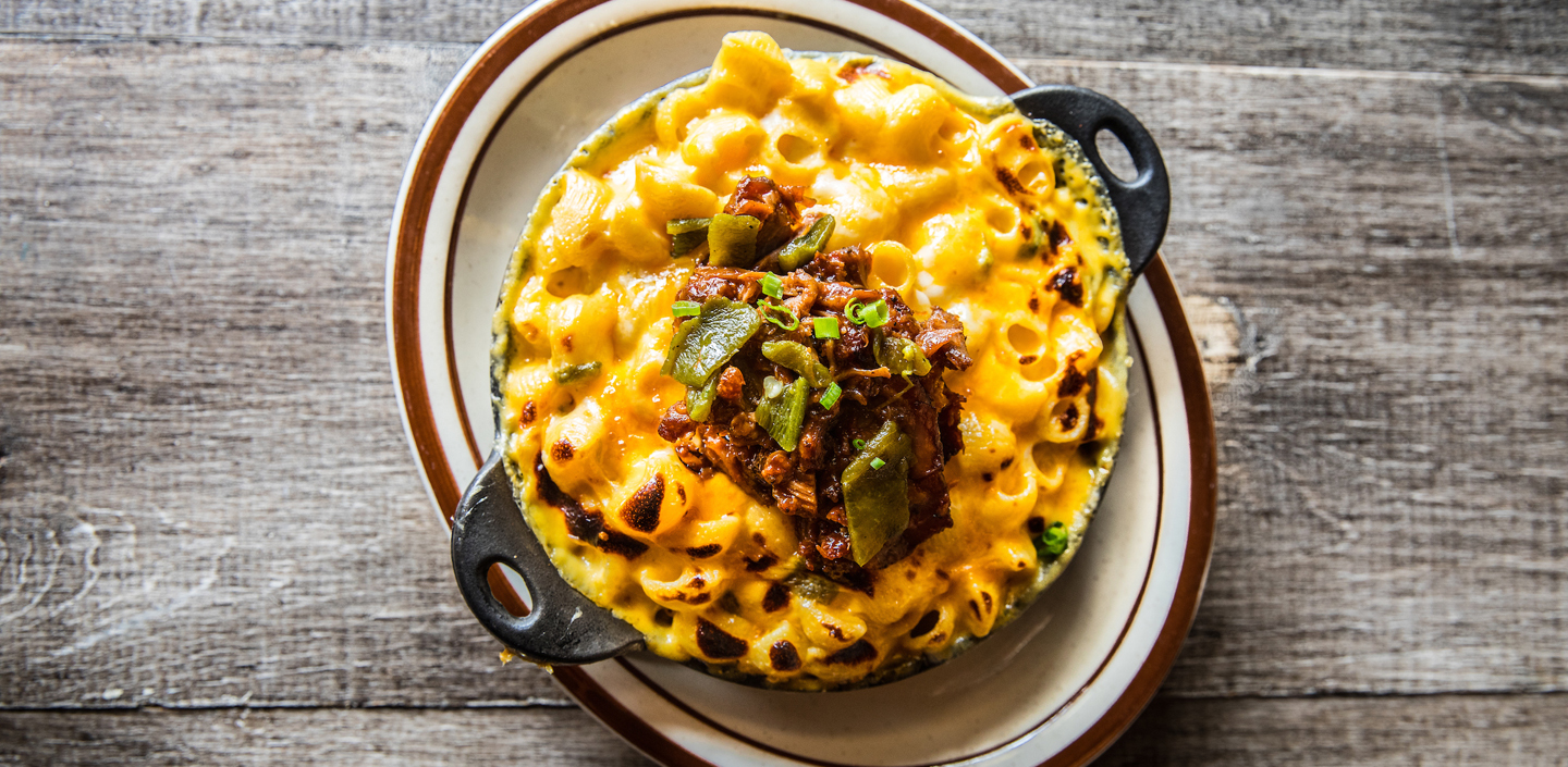 Bub City Mac and Cheese