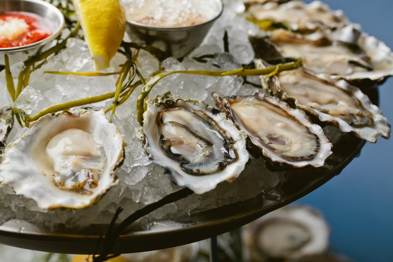 Oyster Fest sampler