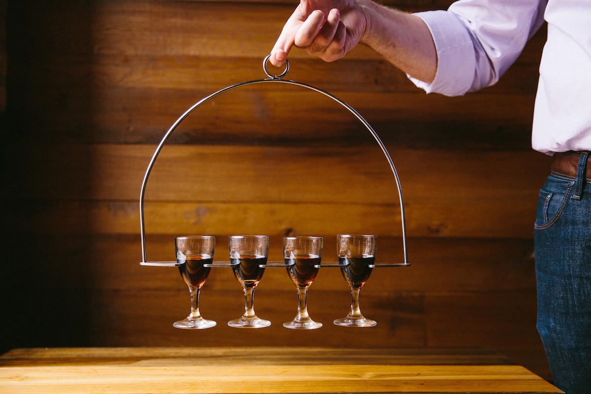 Sherry Wine Cafe Ba-Ba-Reeba!
