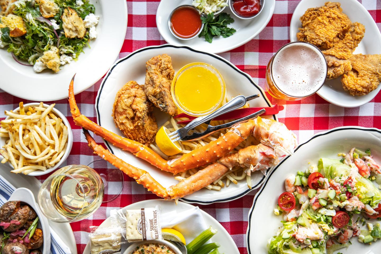 Oyster Bah® | Seafood & Raw Bar | Lettuce Entertain You