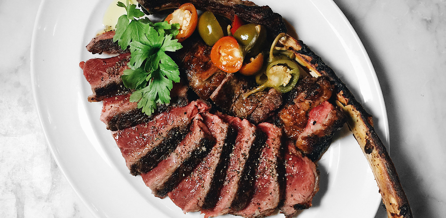 D Antoni Rattan A Castelvetrano.Rpm Steak An Updated Classic Steakhouse Lettuce Entertain You