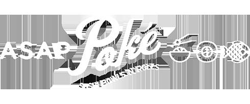 The logo of ASAP Poke™