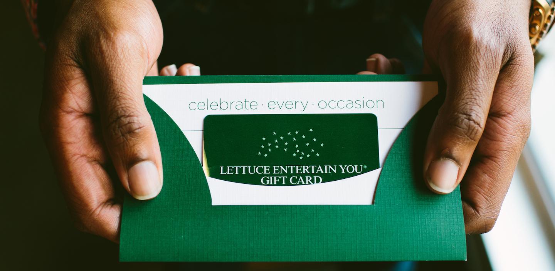 Holiday Hot Cocoa & Bonus Gift Card - Lettuce Entertain You