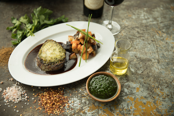 Argentinian Filet from Nacional 27
