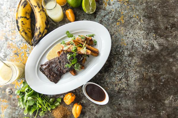 Cuban Skirt Steak from Nacional 27