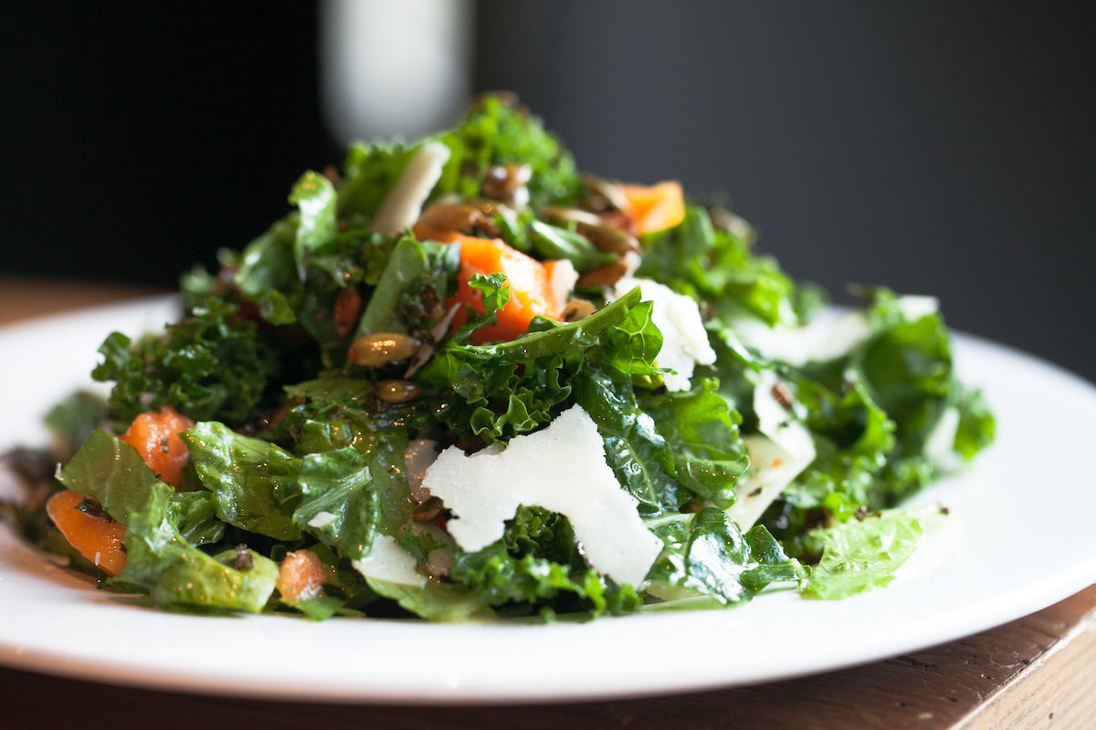 Crispy Kale Salad from Beatrix
