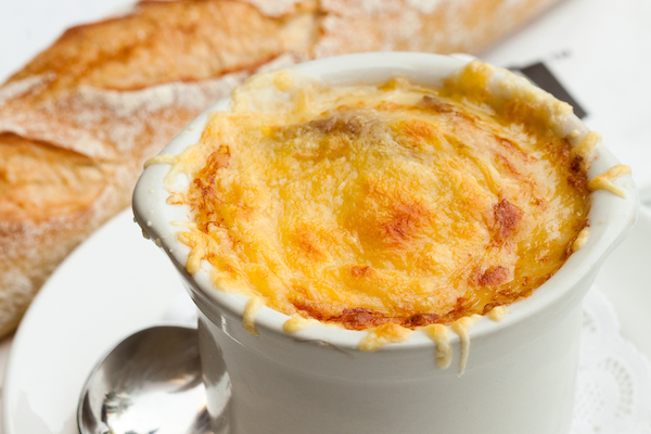 Mon Ami Gabi's French Onion Soup