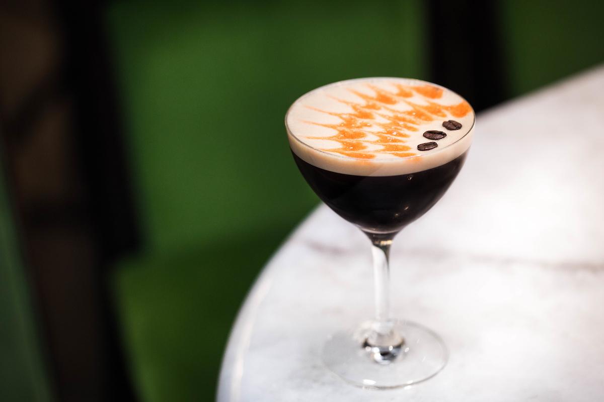Espresso Martini at Booth One