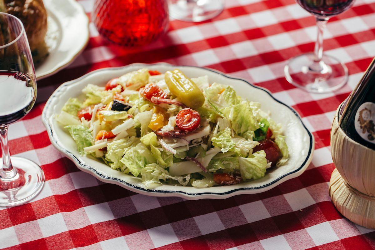 il Porcellino's Italian Salad