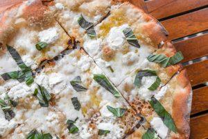 Quattro Formaggio Pizza for National Pizza Day