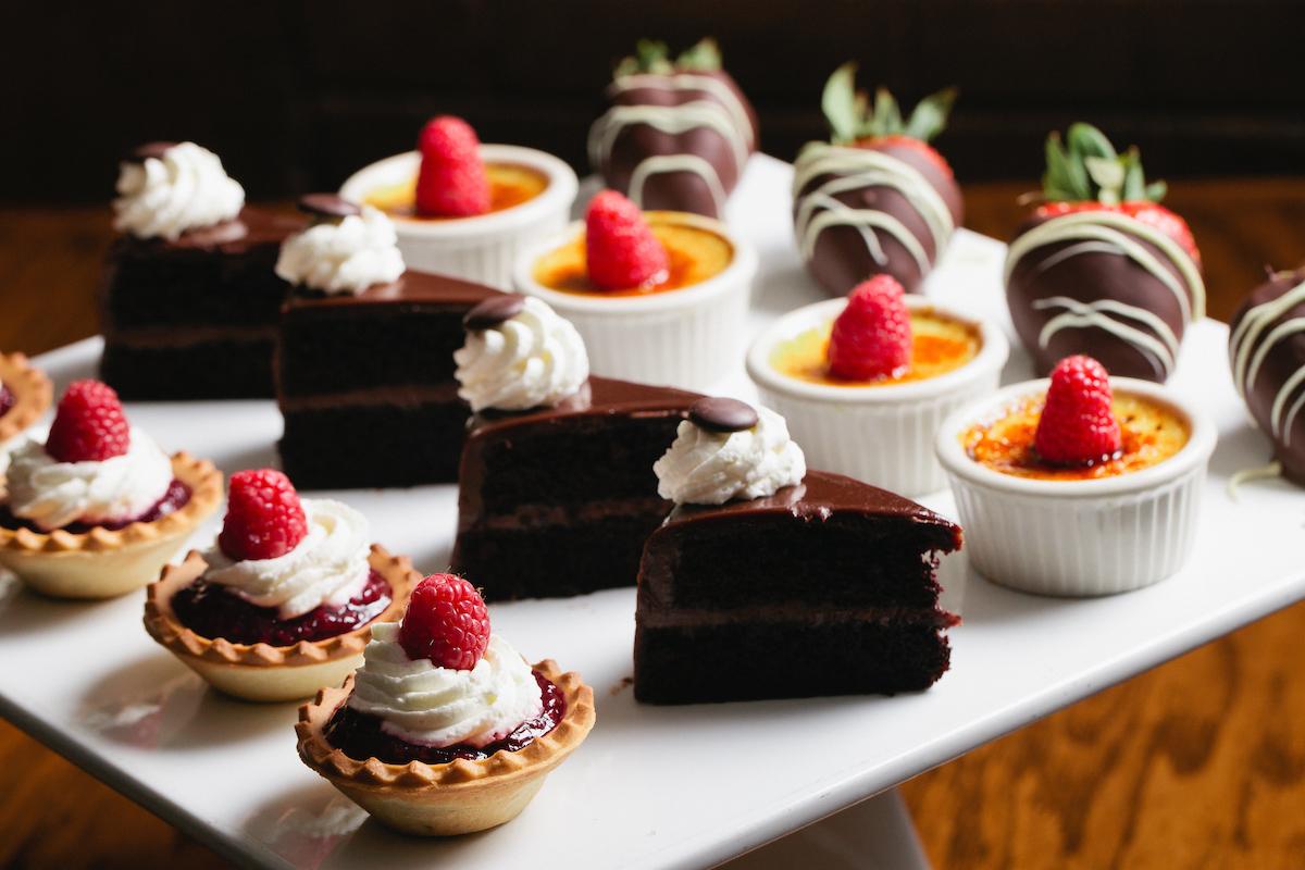 Shaw's desserts
