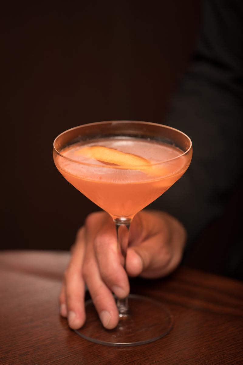 Joe's Clevelander Cocktail