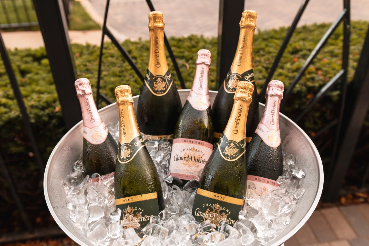 Stratford on the Park Champagne