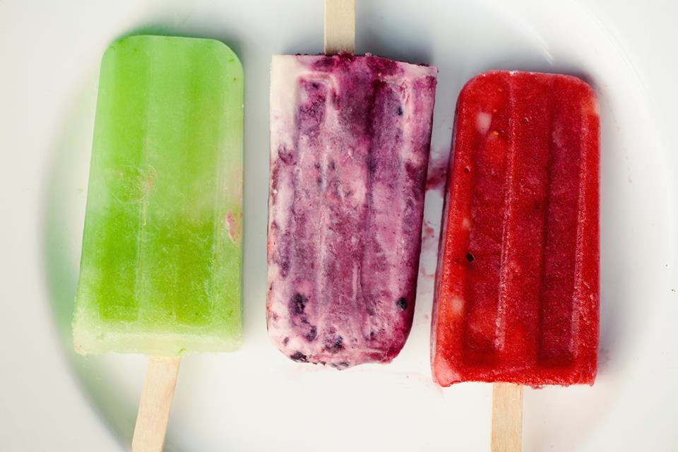 blueberry paletas from tallboy taco