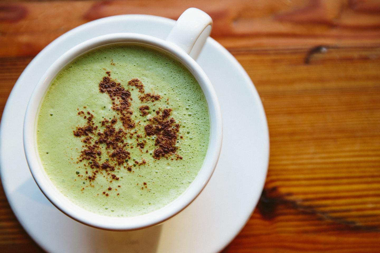 Matcha Latte from Beatrix