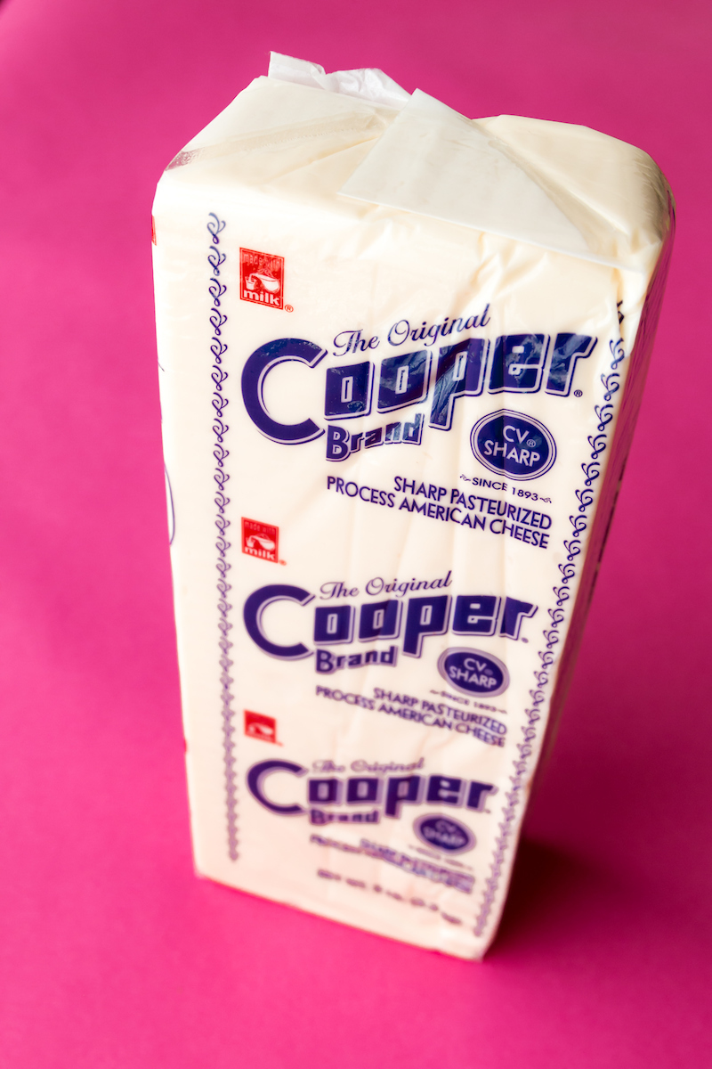 Coopers Cheese