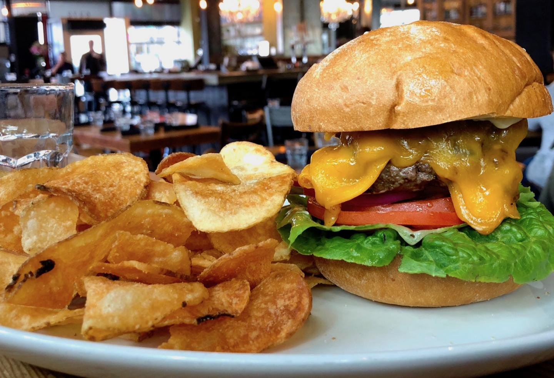 Stella Cali All Natural Griddle Burger