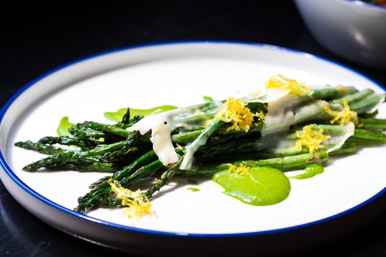 Asparagus at Stella Barra