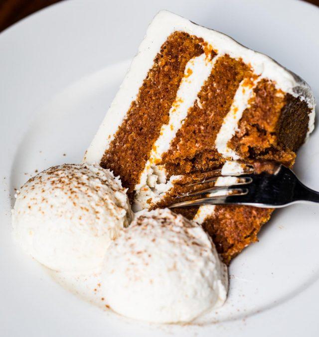 Hub 51 Carrot Cake